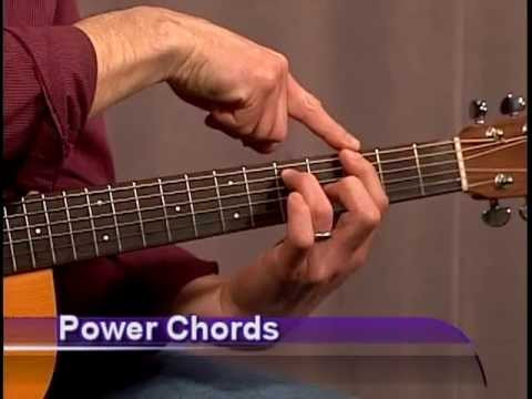Rhythm Guitar. Part 1- Powerchords