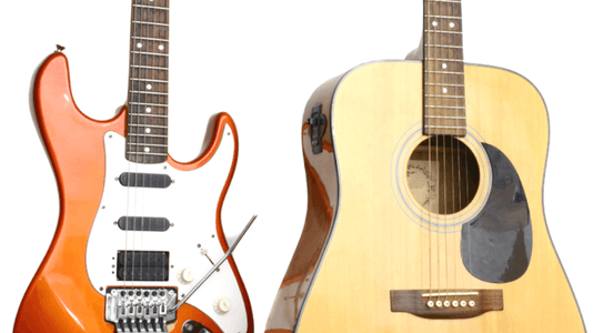 Should I Buy an Acoustic Guitar or Electric Guitar When Starting Out?