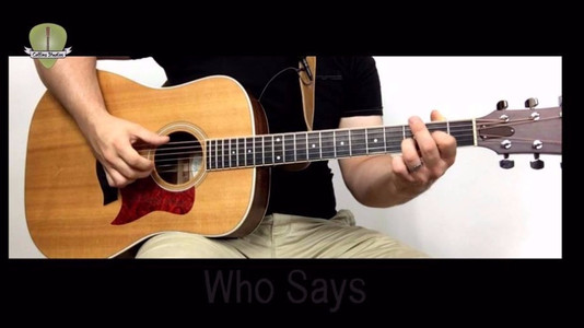 Make Your Acoustic Rhythm Playing Interesting! Part 7 - Mayer Right Hand Rhythm Slap