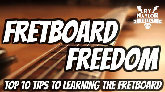 How to Effectively Learn All the Notes on the Guitar Fretboard
