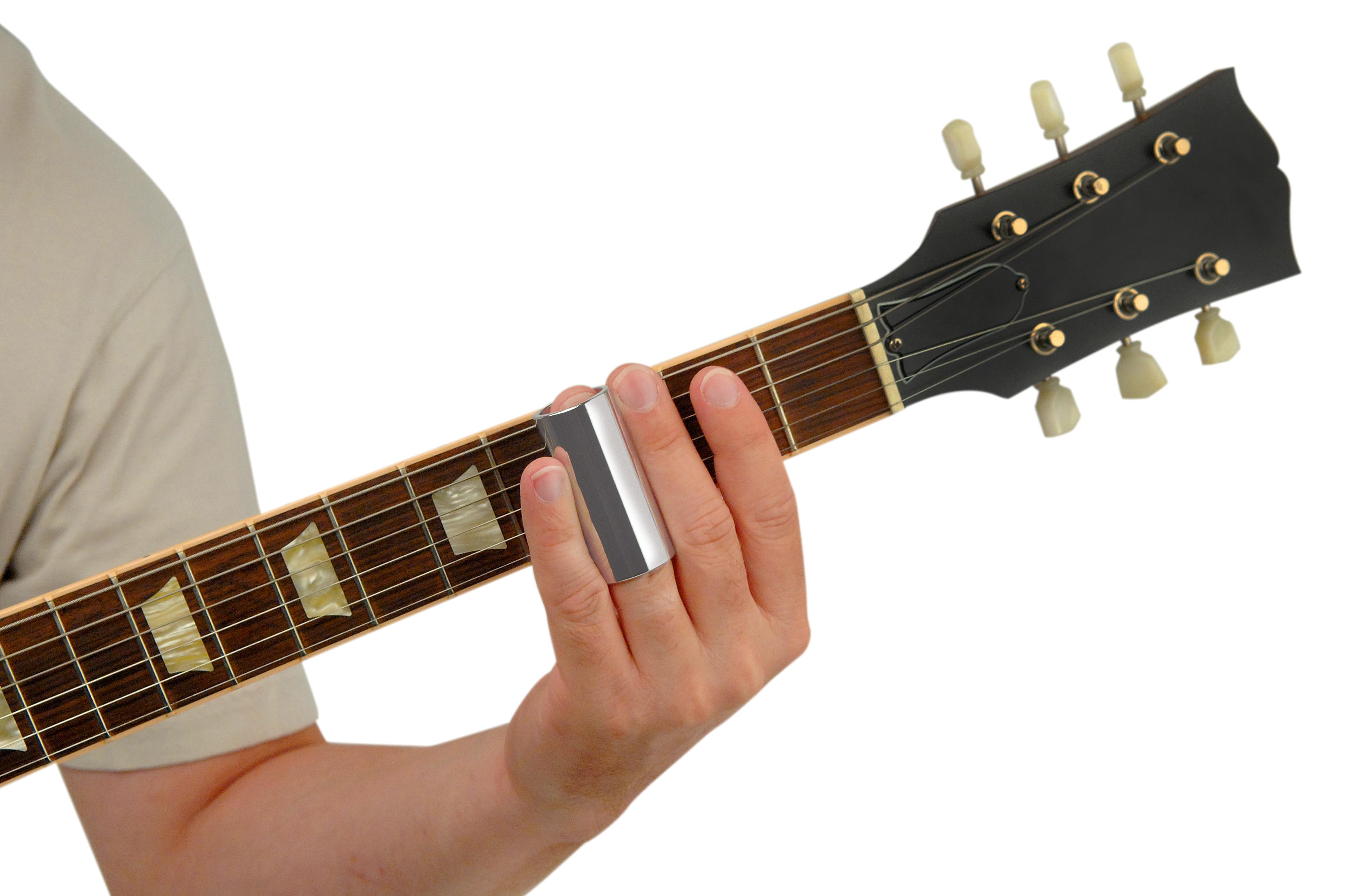 Слайдер для гитары своими руками