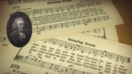 amazing grace by john newton Amazing grace, how sweet the sound, that saved a wretch like me it is probably the most famous hymn in history: john newton, the song's author.