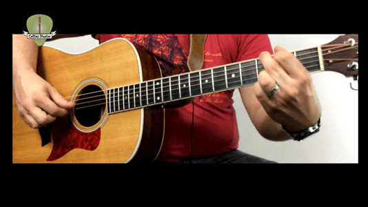 Make Your Acoustic Rhythm Playing Interesting! Part 5 - Travis Picking