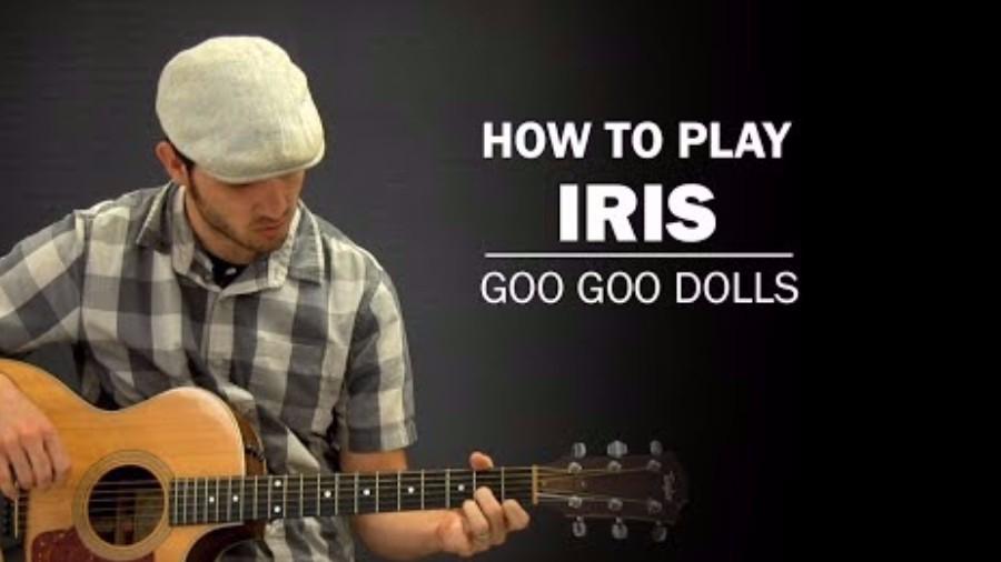how to play goo goo dolls iris on guitar
