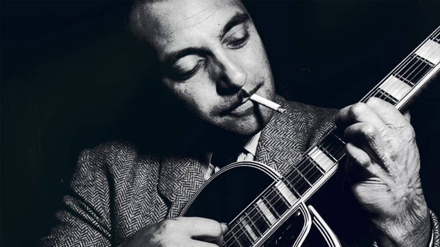 Django Reinhardt Minor Swing With One Chord Guitar