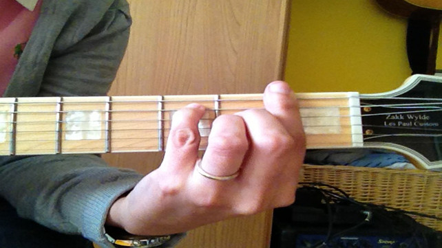 Finger Strength And Speed Building Guitar Lessons At Ultimate
