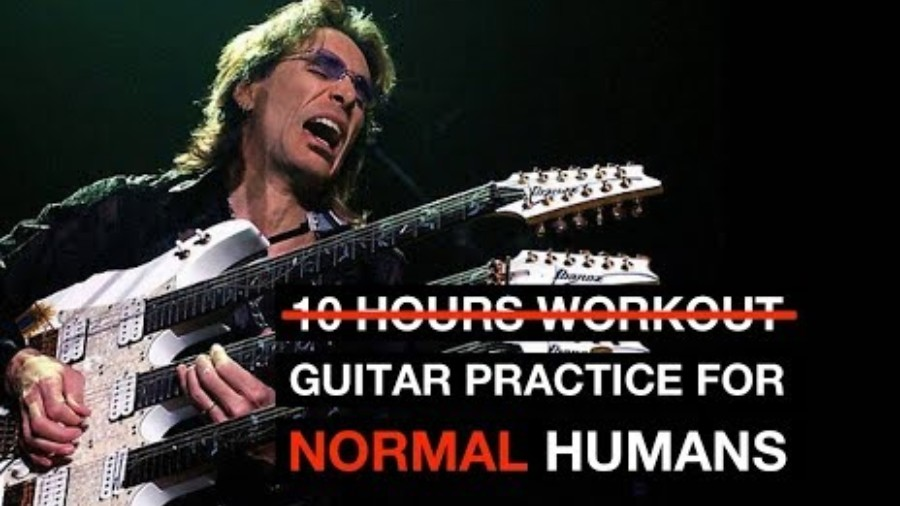 Not The 10h Workout: What To Practice When You Have Little Time For Your Guitar | Guitar Lesson