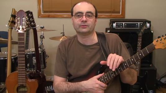 Rhythm Guitar Riff Basics - Part One: Rock & Funk