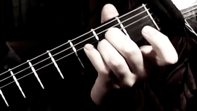 Exercise For Changing Chords On The Guitar Guitar Lessons