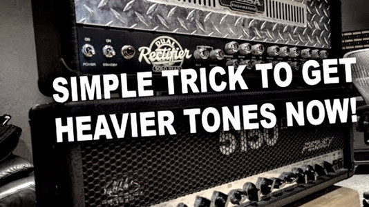 Heavy Metal Tone Tips Part 1: Picking the Right Tone
