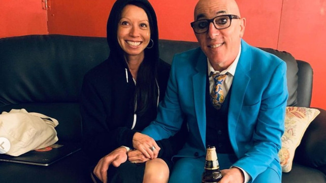 Tool Frontman Maynard James Keenan Opens Up on Wife's Cancer Battle: 'She  Is My All' | Music News @ Ultimate-Guitar.Com