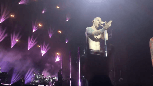 Crowd Flips Off Linkin Park While Playing New Material, Chester Reacts