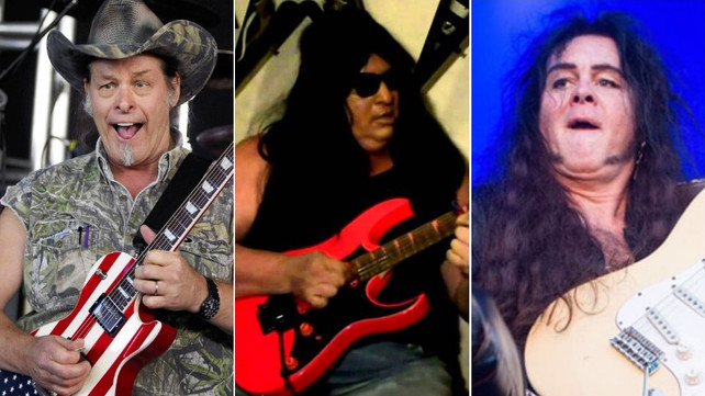 10 iconic guitar players