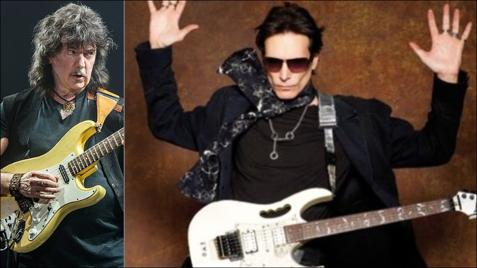 Steve Vai Names Guitarist Who Mesmerized Him As A Kid, Explains Why He Doesn't Play The Blues [News]