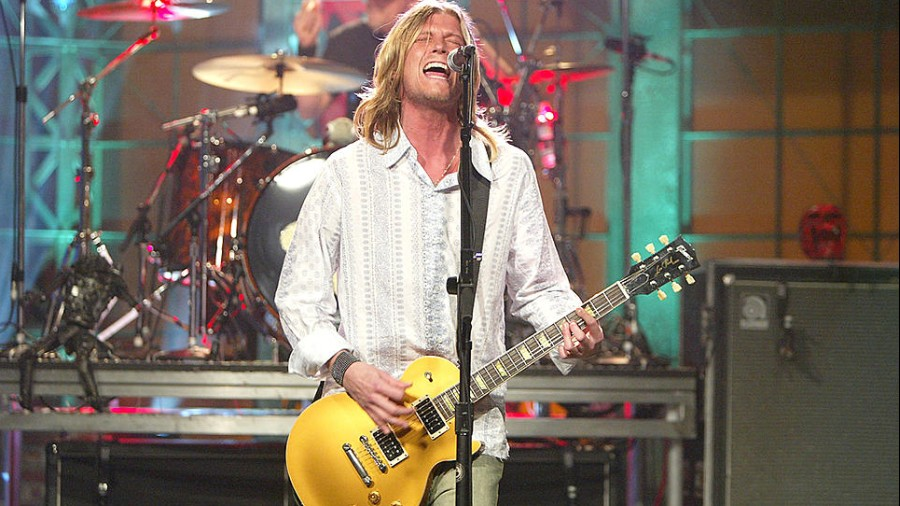 Wes Scantlin Talks Sobriety & Why He Plays Gibson Les Paul [News]