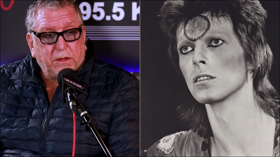 Sex Pistols Guitarist Recalls Stealing David Bowie's Gear As Teenager & What He Did About It Years Later [News]