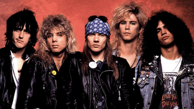 Report: Guns N\' Roses Are Announcing Worldwide Reunion Tour in a ...