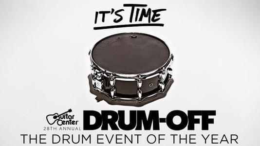 Guitar Center 28th Annual Drum-Off