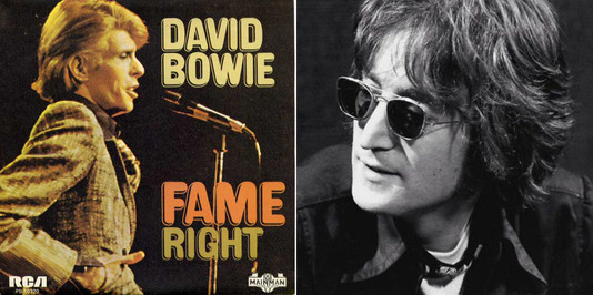 You May Not Know: John Lennon Co-wrote David Bowie's Fame