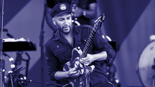 Tom Morello Shares New Track 'Keep Going'