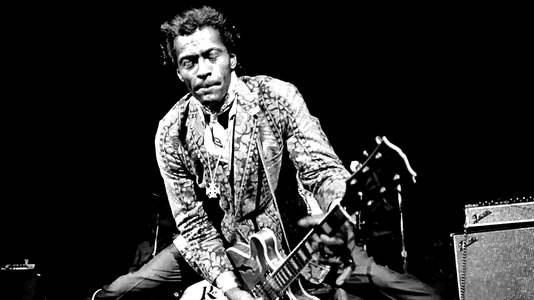 Listen: Chuck Berry's New Single 'Wonderful Woman' From His Last Album