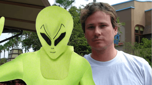 Tom DeLonge: What Makes My Book About Aliens Different From Other Books About Aliens