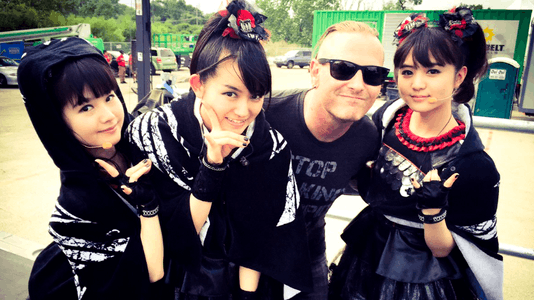Corey Taylor: How I Became a Fan of Babymetal (Didn't Like Them at First)
