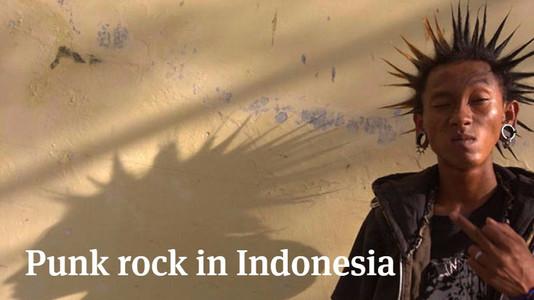 Punk Rock in Indonesia