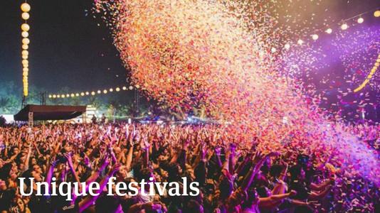 9 Unique Music Festivals