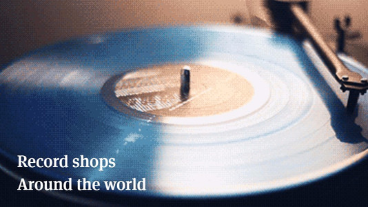 Vinyl Record Shops Around The World. Part 1