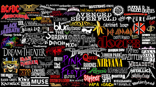 10 Stories Behind Famous Band Logos