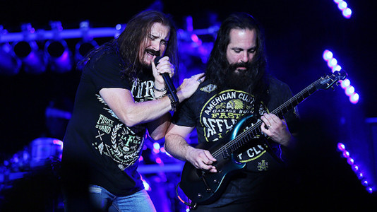John Petrucci: Why I Want Zero Labrie's Vocals in My Monitors During Shows