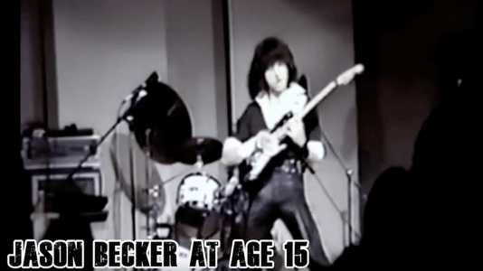 Watch: 5 Legendary Guitarists Shredding When They Were Young