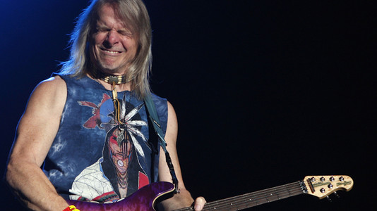 Steve Morse: The Thing I Was Banned From Doing When Recording Guitar Solos for Deep Purple