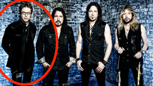 Stryper Bassist Says He Was Fired Because He Remarried & That's a No-No in Christianity