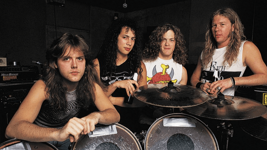 Metallica's 'Justice' Engineer: I Want to Remix That Album!