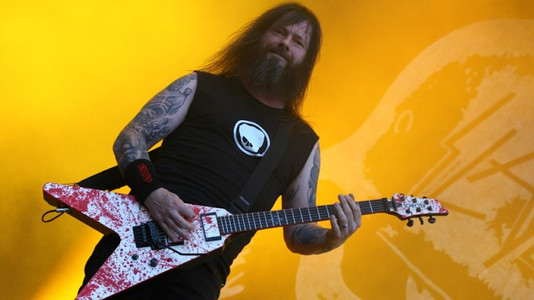 Gary Holt: Ted Nugent Is a Total Idiot and One of My Favorite Guitarists Ever