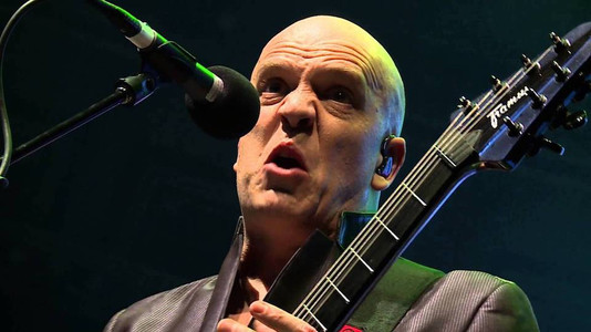Devin Townsend: The Point at Which I Stopped Caring About Guitar Technique