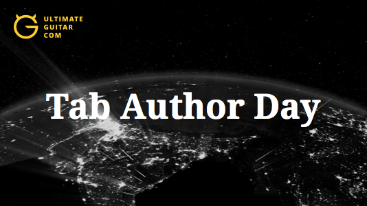 Tab Author Day Special