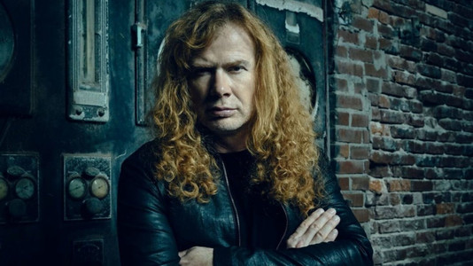 Dave Mustaine Has Contracted Lyme Disease