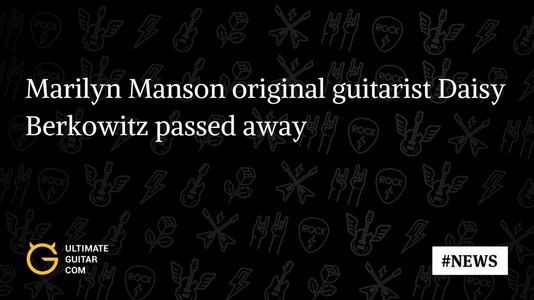 Original Marilyn Manson Guitarist Dies After Long Battle With Cancer