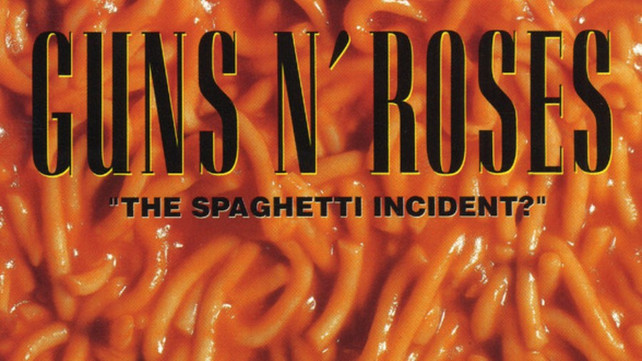 """The Second Best Guns N' Roses Album: """"The Spaghetti Incident?"""""""