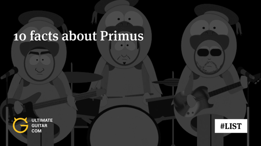 10 Facts About Primus