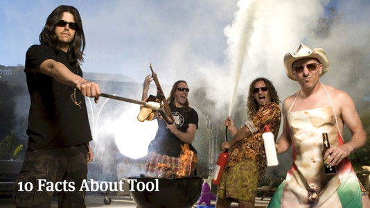 10 Facts About Tool