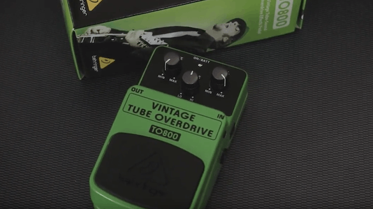 The Sound of $19.99: This Is What the Cheapest Overdrive Pedal on Amazon Sounds Like