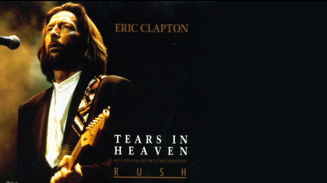 The Story Behind \'Tears In Heaven\' by Eric Clapton | Articles ...