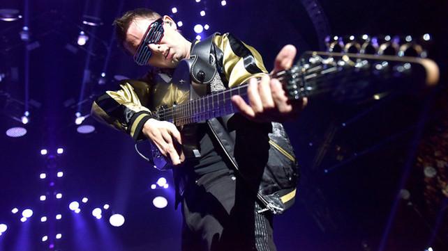 Muse Frontman Matt Bellamy Guitar Is No Longer A Lead Instrument