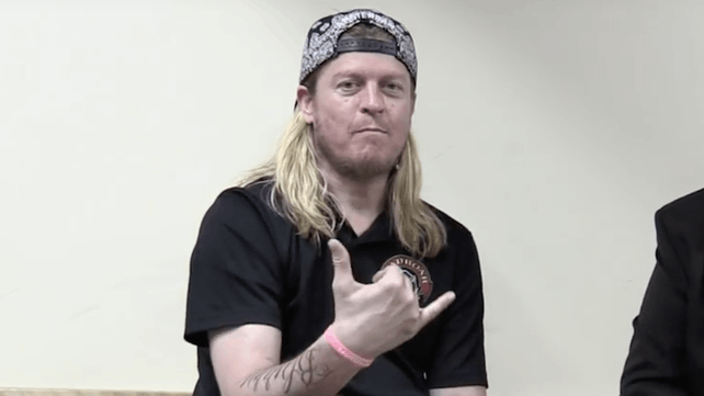 Puddle of Mudd's Wes Scantlin Speaks Up on Alcoholism