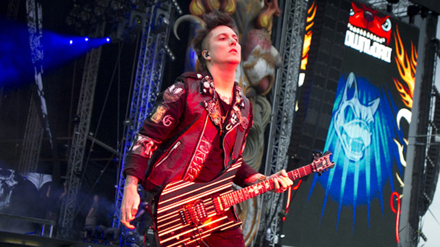 A7X's Syn Gates: Why I Switched From My Signature Schecter Amp to