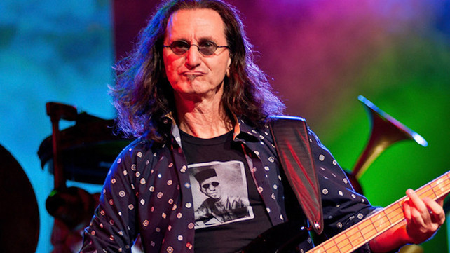 Geddy Lee Why I Feared Trying Other Basses During My Career Music